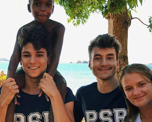 Voyage humanitaire Madagascar PSB