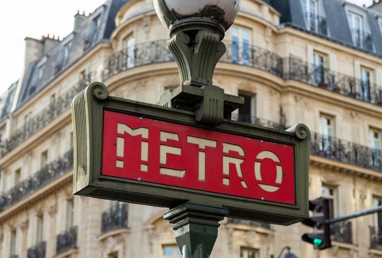 Parisian metro