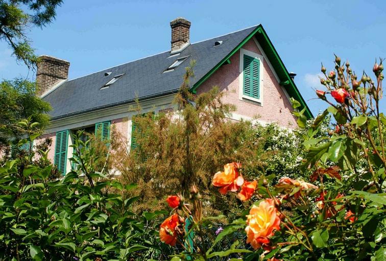 Giverny house