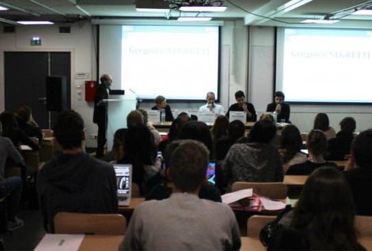 Conférence métier CCA