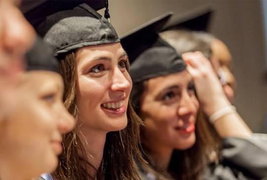 Graduation in Paris