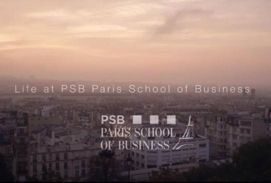 Life in Paris with PSB Paris School of Business