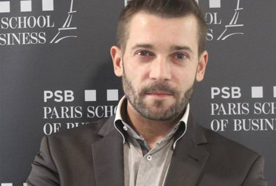 Xavier Menaud, professeur de marketing à PSB Paris School of Business