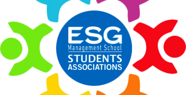 Logo des associations de l'ESG Management School