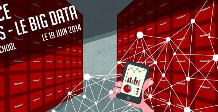 Conférence Media Aces - Le Big Data à l'école de commerce