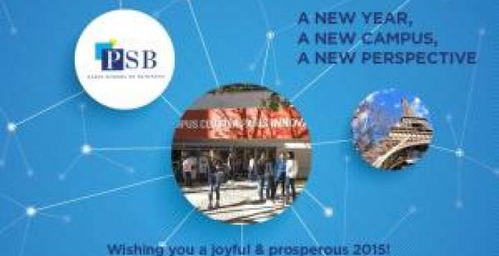 Happy New Year from PSB