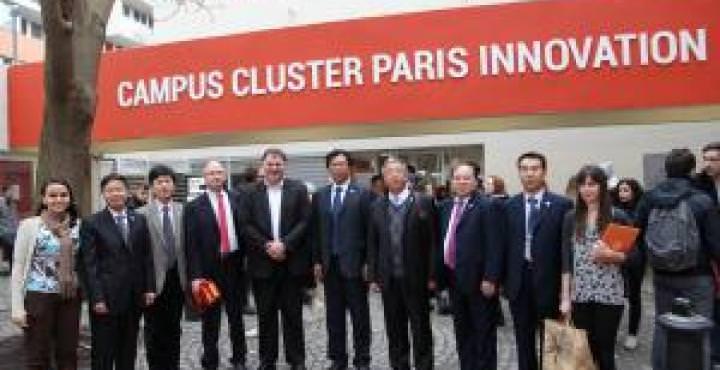Hebei Delegation Visit Paris Business School