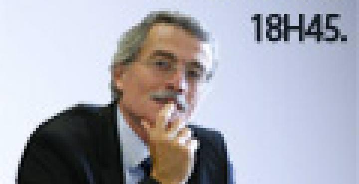 Juge Renaud Van Ruymbeke à l'ESG MS