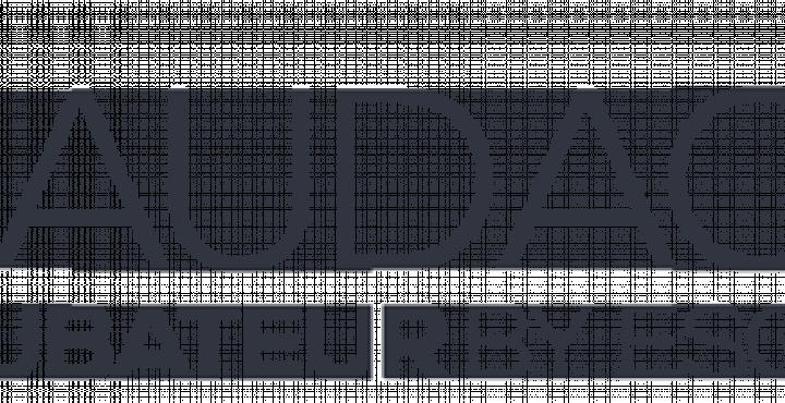 Logo incubateur audace