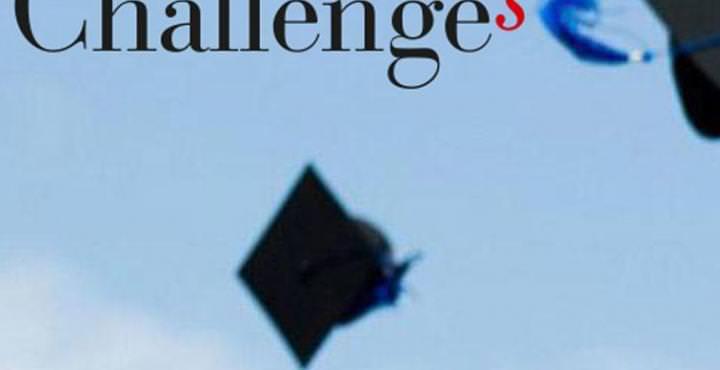The Challenges magazine award