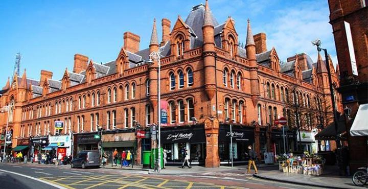 Une année à Dublin