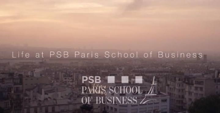 Life in Paris with PSB Paris School of Business