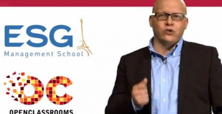 L'ESG Management School lance un MOOC dédié à la création d'entreprise : « Audace d'entreprendre »