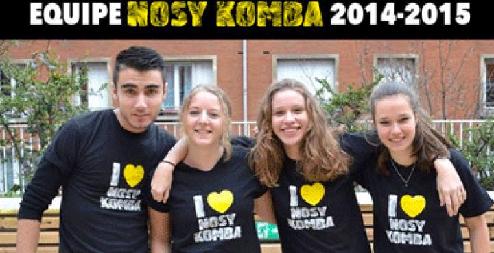 Nosy Komba 2015