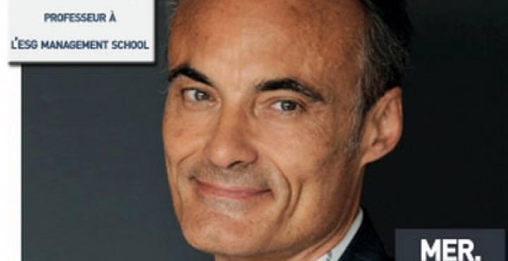 Conférence de Philippe Val à l'ESG MS
