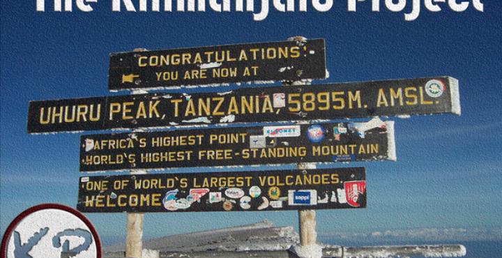 The Kilimanjaro Project, un projet humanitaire soutenu par l'ESG MS