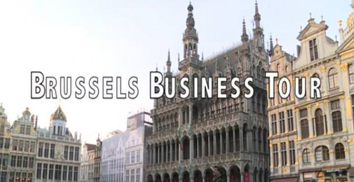 Brussels Business Tour