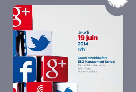 Les Social Media Awards organisés par l'école de commerce