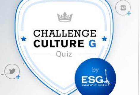 Challenge culture G de l'école de commerce
