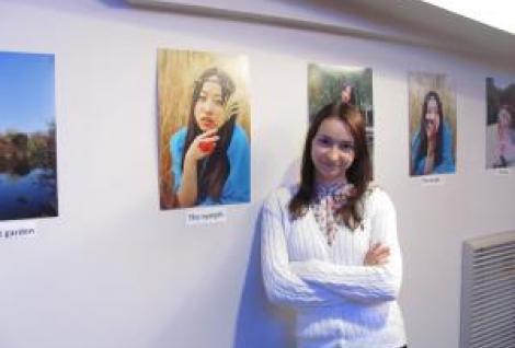 Paris School of Business Photography Association exhibition