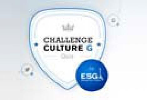 logo challenge culture g de l'école de commerce