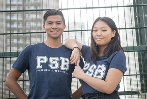 master à PSB après un bachelor