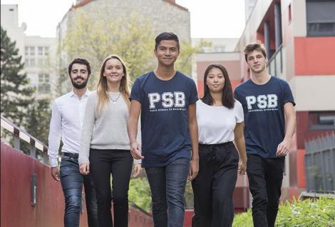 intégrer le bachelor en 3 ans de PSB