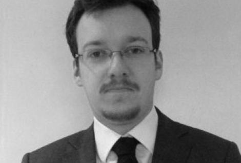 Nicolas Dufour, professeur à l'école de commerce