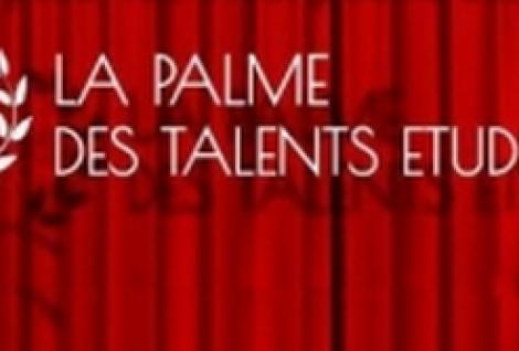 Palme des talents étudiants 2015