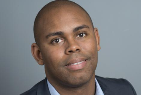 Rony Germon, responsable du MSc Data Management