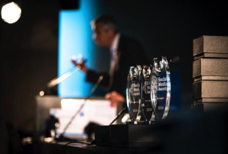 trophées des social media awards remis à l'école de commerce