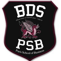 Logo BDS PSB Paris School of Business