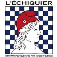 Logo L'échiquier de PSB Paris School of Business