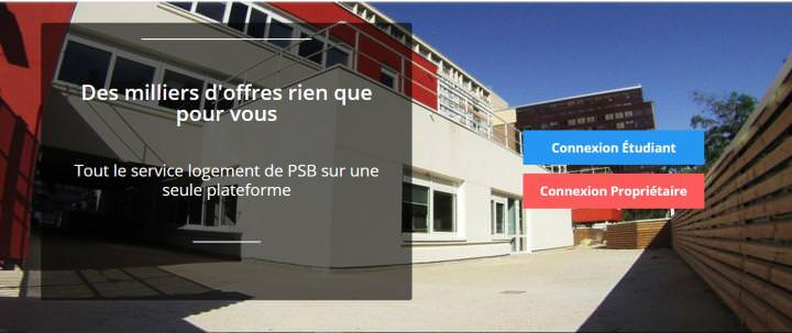 Studapart PSB logements
