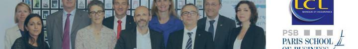 Partenariat entre LCL et PSB