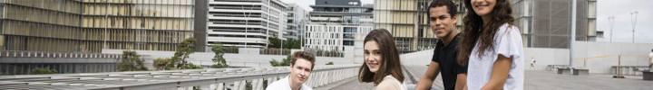 Paris Business School Students