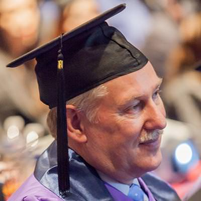 Adrian Pearson Doctorate of Business Administration Alumnus, Class of 2015
