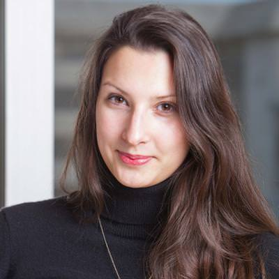 Anna Nevicka,  MSc in Art & Cultural Management alumnus, Class of 2015