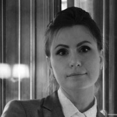 Natalija Riabko DBA alumni