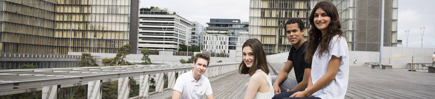 Paris Business School Students